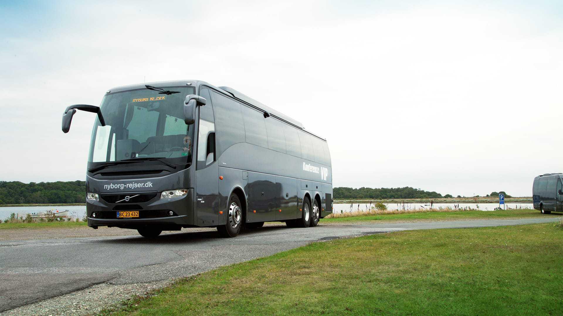 VIP-stor-bus Nyborg Rejser