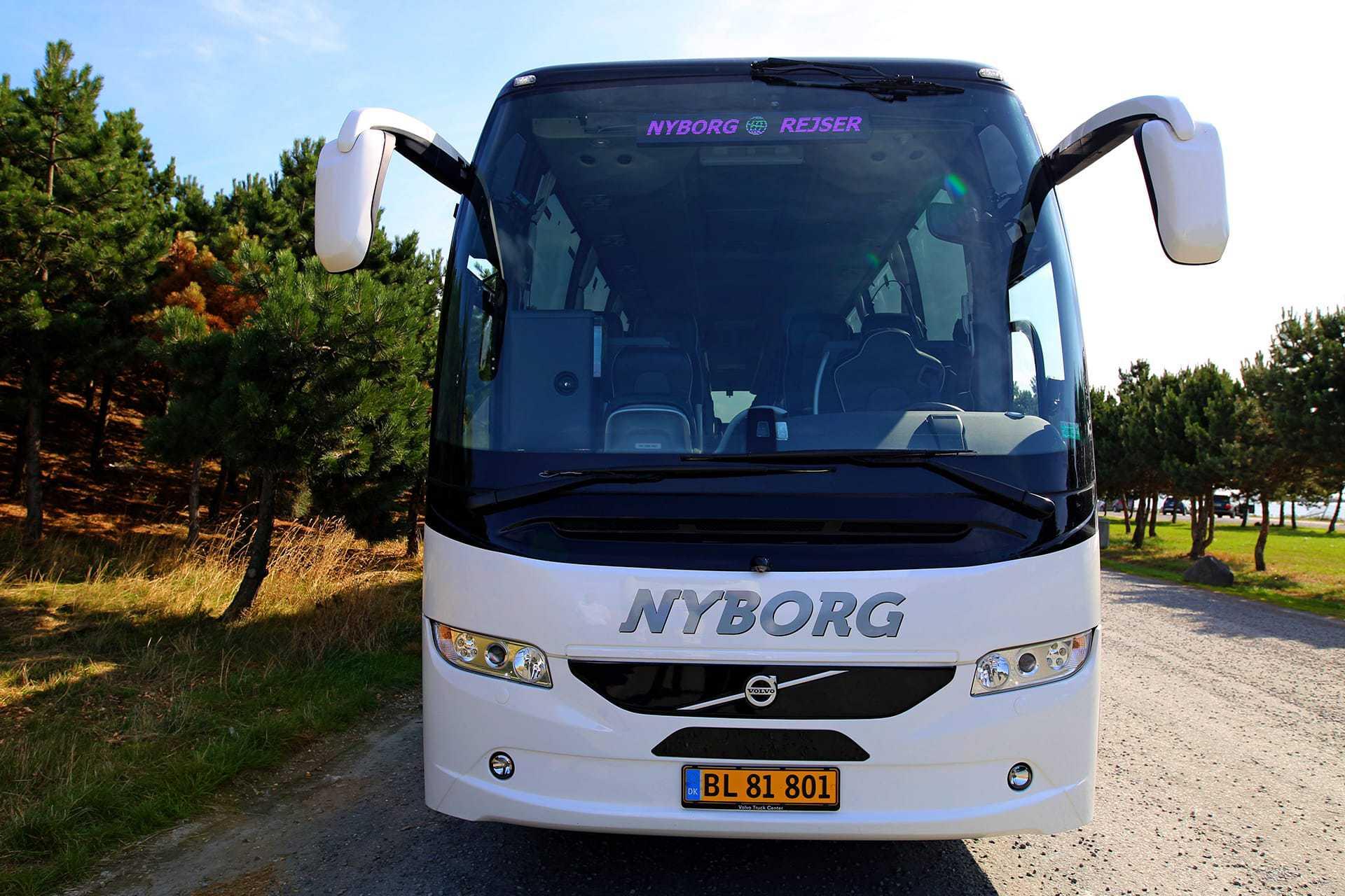 busser fra Nyborg Rejser