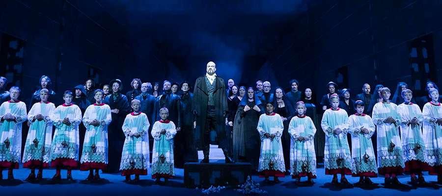 Tosca i Operaen
