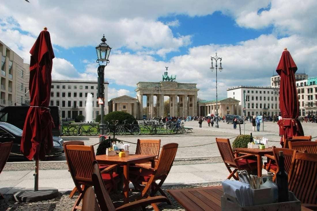 Nyborgrejser i Berlin
