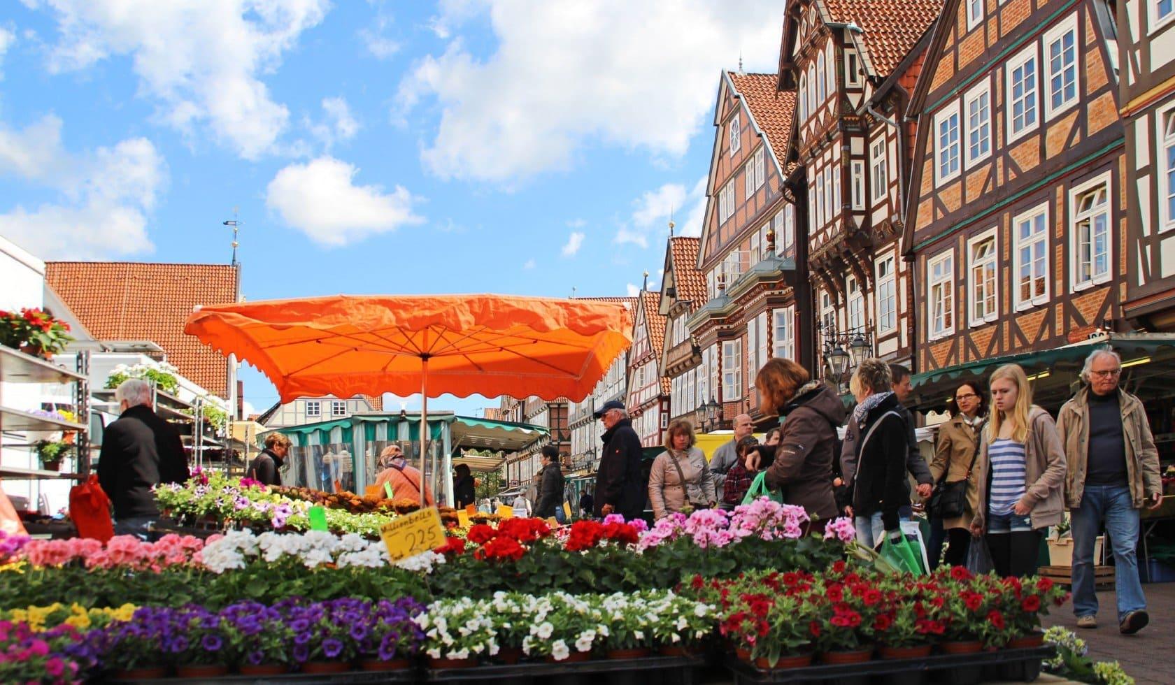 Nyborgrejser i Celle