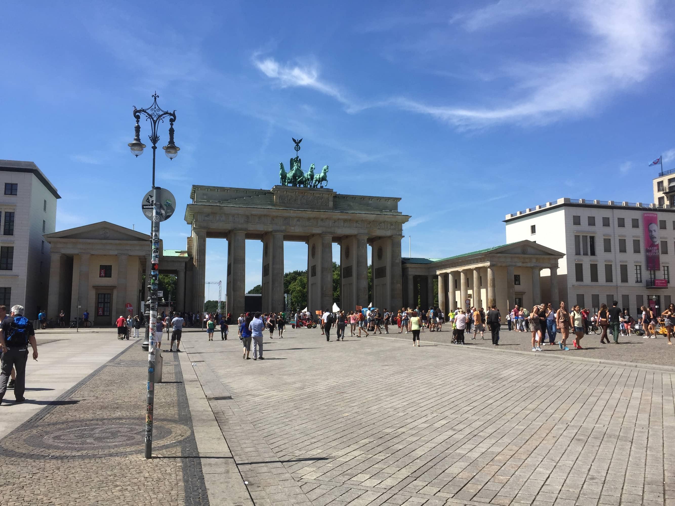 Nyborg Rejser i Berlin