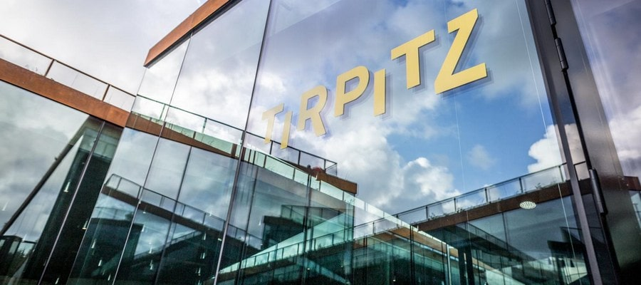 Tirpitz – arkitektur i verdensklasse