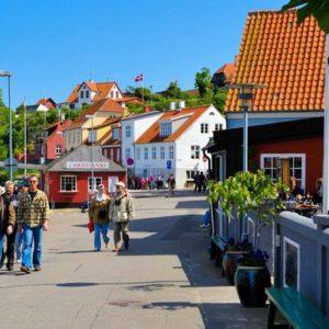 Bornholm - Østersøens perle