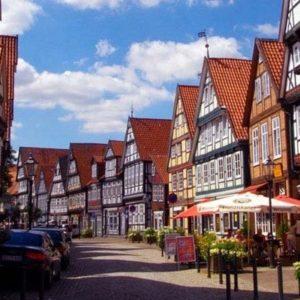 Celle - en by med kultur