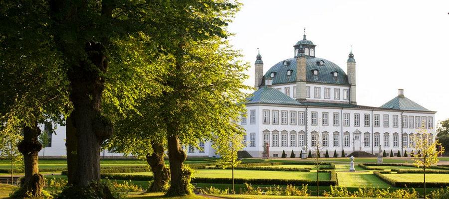 Kongevejen til Fredensborg Slot