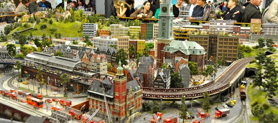 Miniature Wunderland – Verdens største modeljernbane
