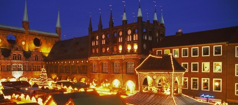 Lübeck Julemarked