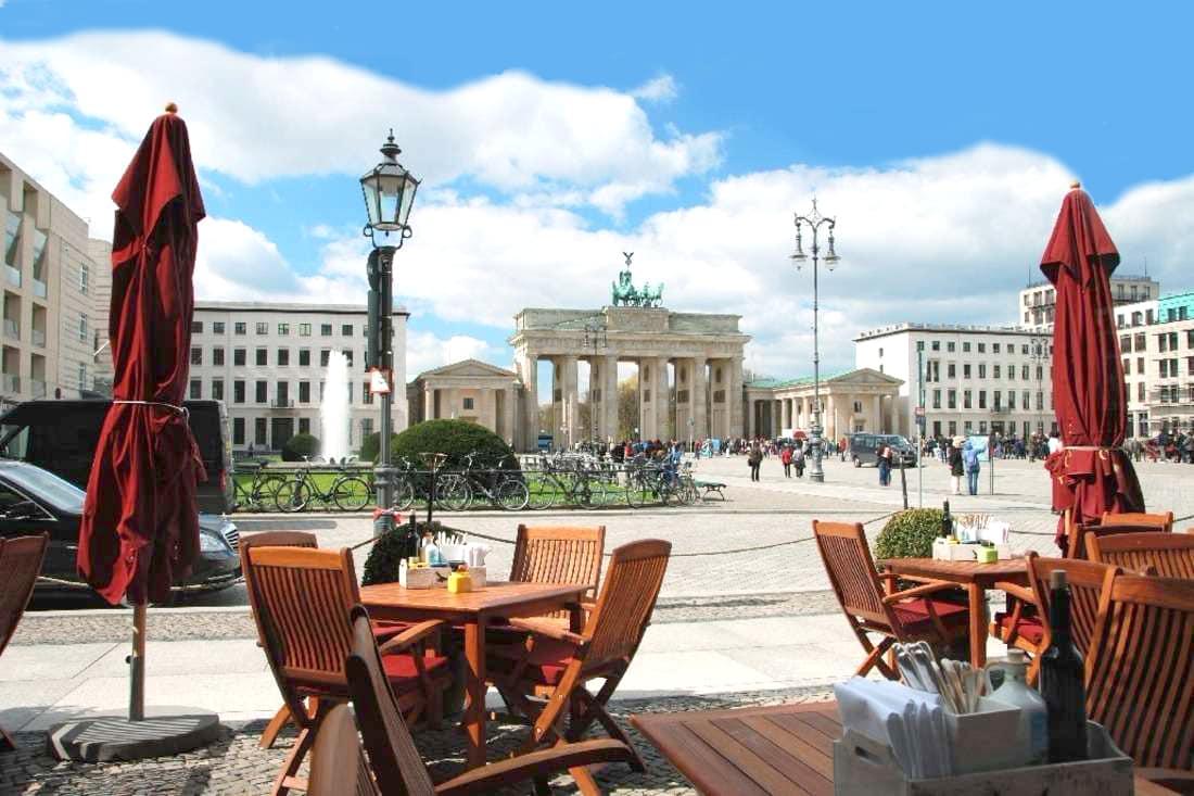 Nyborg Rejser Berlin