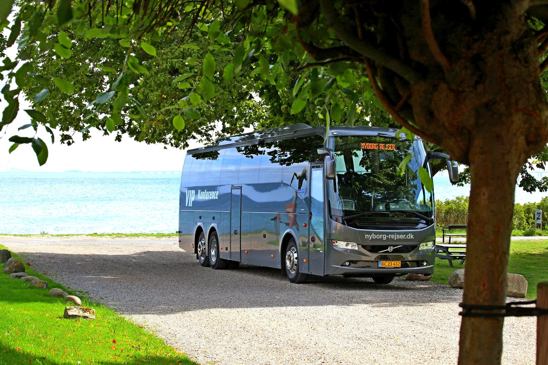 Nyborgrejser - VIP bus