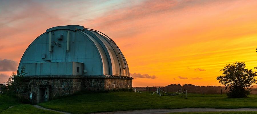 Oplev Observatoriet Brorfelde og Nyvang