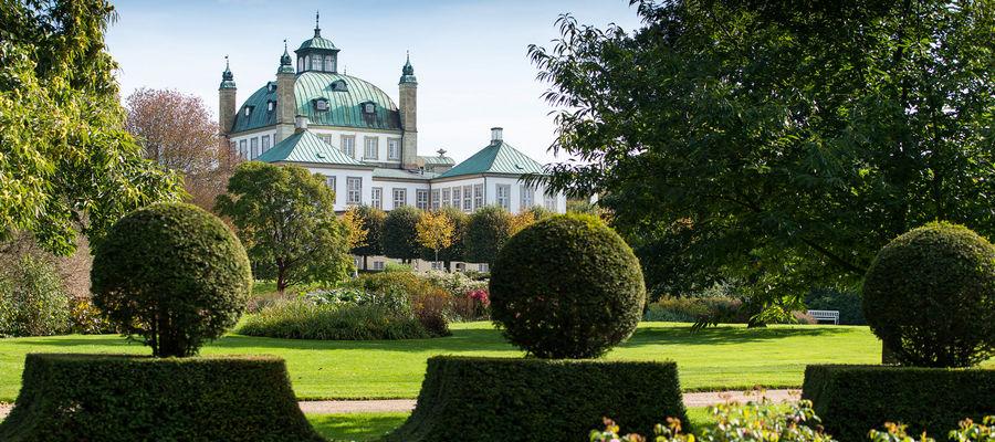 Nyborgrejser og Fredensborg slot