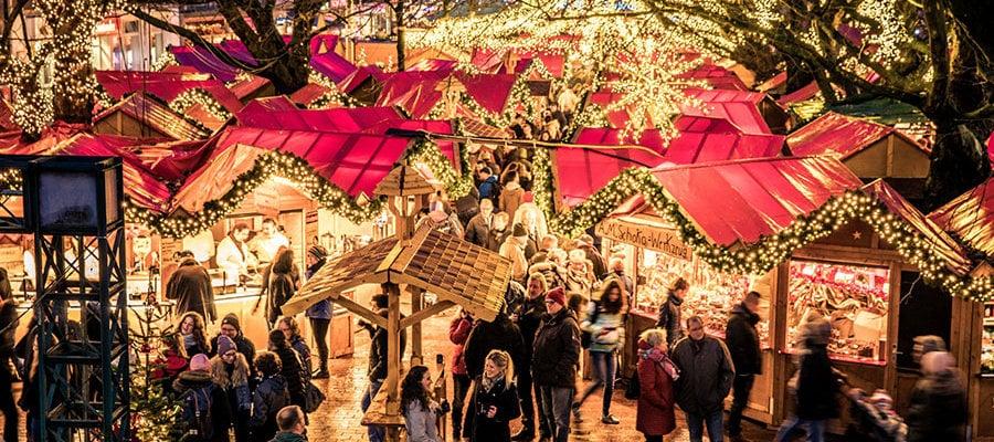 Julemarked i Kiel