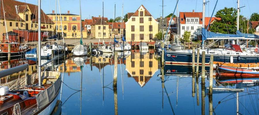 Købstaden Svendborg
