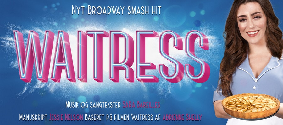 Waitress – Broadway Smash Hit