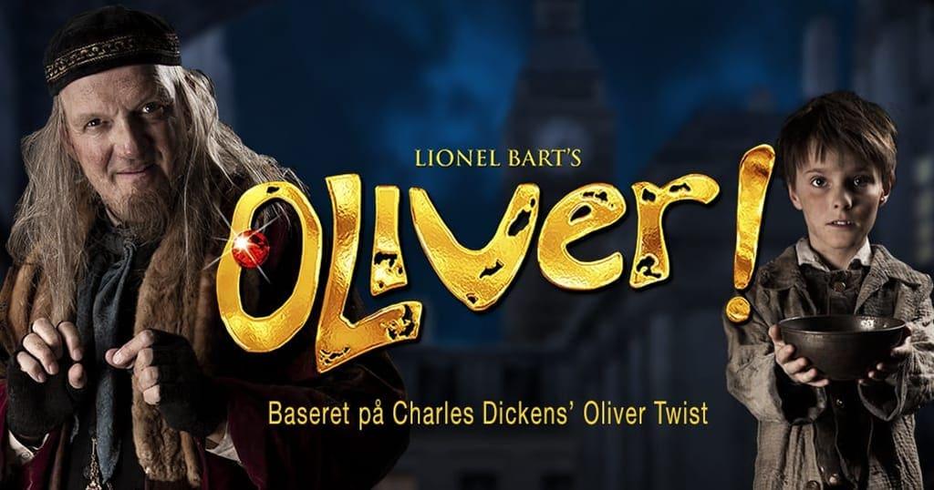 Musicalen Oliver på Ny Teater